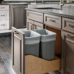 Kitchen Design Guide, Garbage Drawers