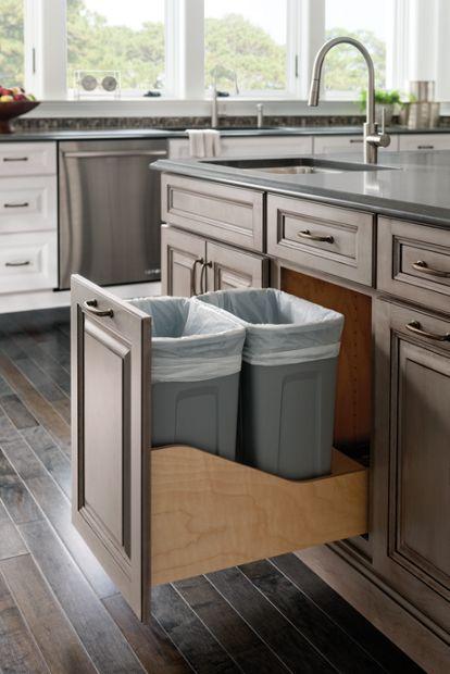 Kitchen Design Storage Bins