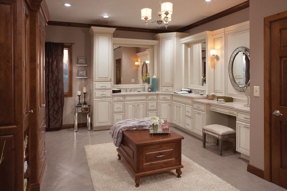 What storage space do you need in your bathroom?