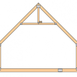 Attic Roof Truss.