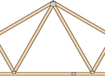 Common Roof Truss.