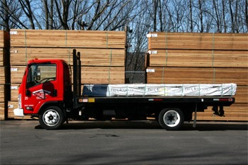 Small Capacity Delivery Trucks