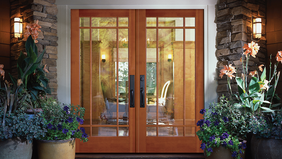 Once you know what your door will look like, consider the additional options: