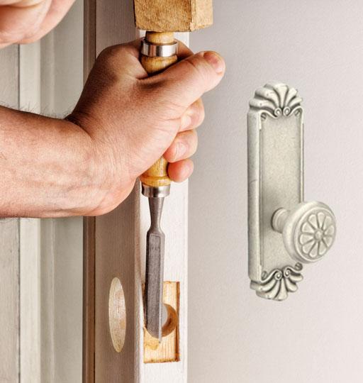 Install Door