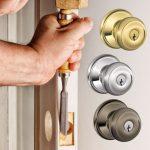 Installing Door Knob