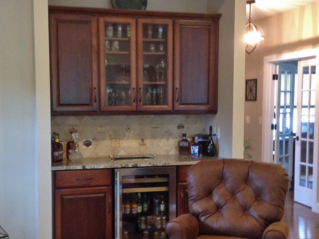 Gorgeous cabinets