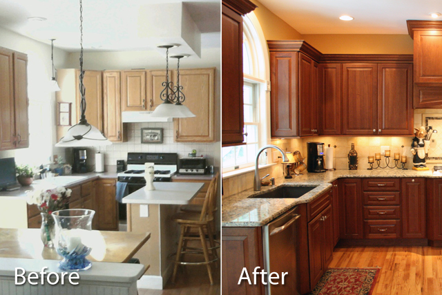 Superior Kitchen Expansion Adds Valuable Space; Koehler Family Kitchen ...
