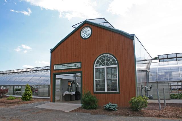 Chase Garden Barn