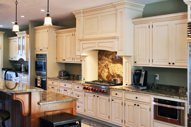 A Custom Kitchen by Medallion Platinum Cabinetry