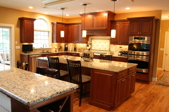 Kitchen Expansion Adds Valuable Space