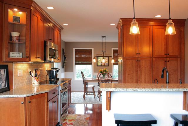 Medallion Cabinet Kitchen Remodel