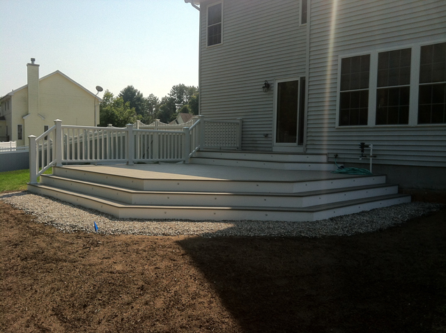 Regan Deck Makeover