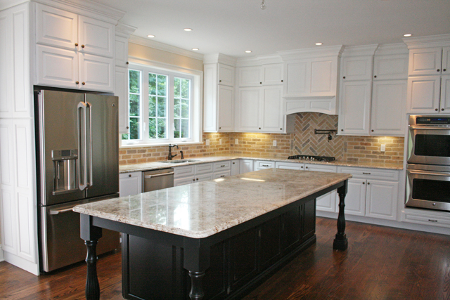 An Elegant New Kitchen In West Hartford Kelly Fradet