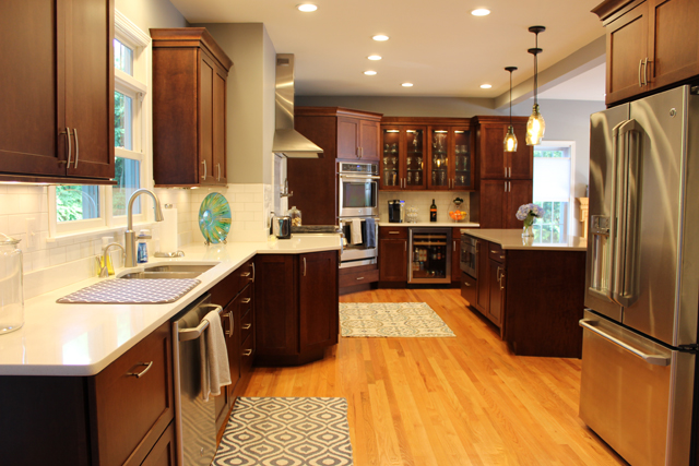 Kitchen Remodel by Rick Yarum Remodeling