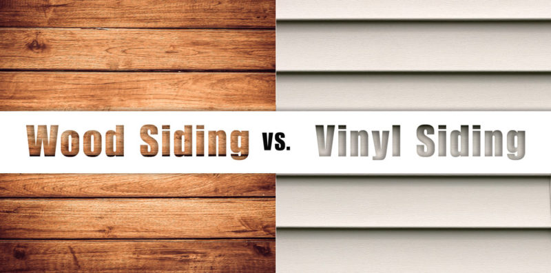 Wood Siding vs. Vinyl Siding