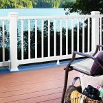 Composite Deck Railing & Accessories.