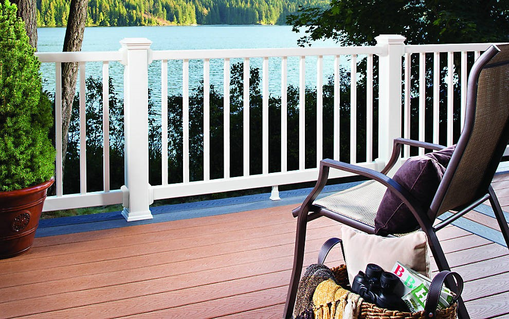 Composite Deck Railing & Accessories