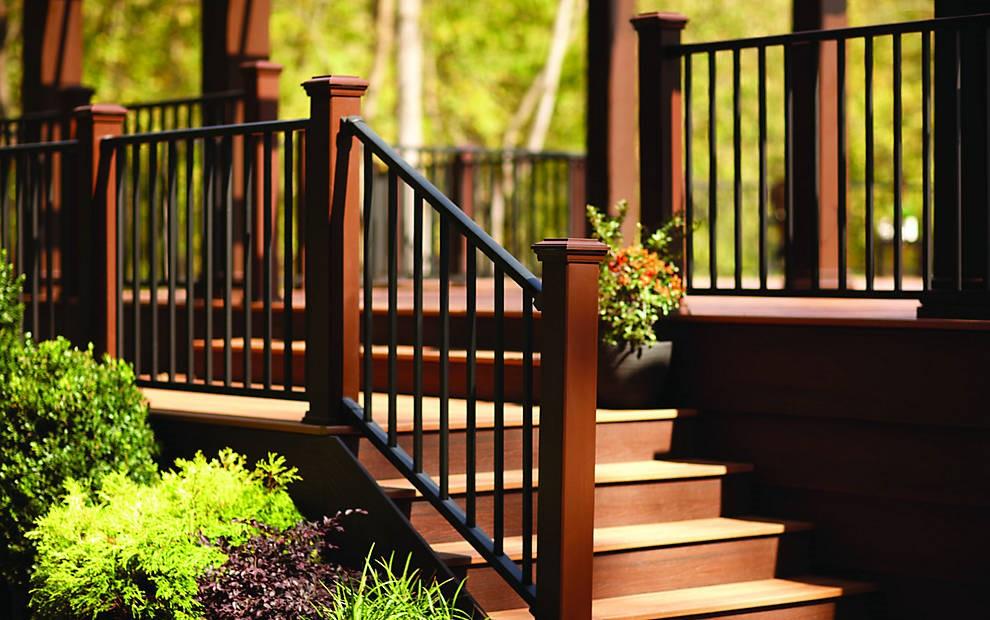 Trex Metal railing