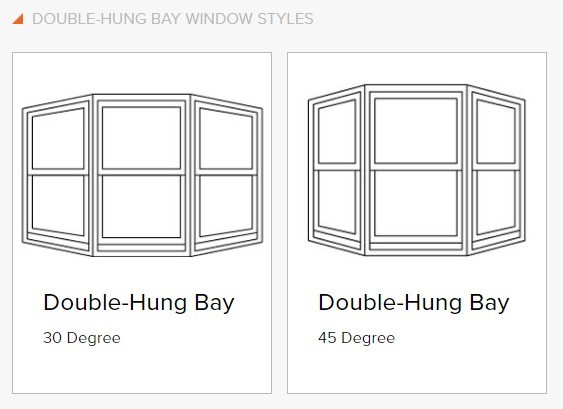 bay widow styles