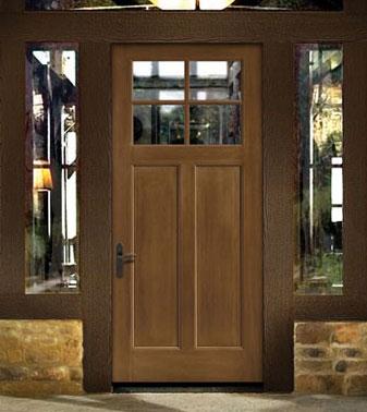 Classic Craft American Door