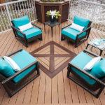 Unique Deck Pattern