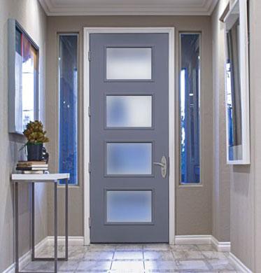 Pulse Steel Door