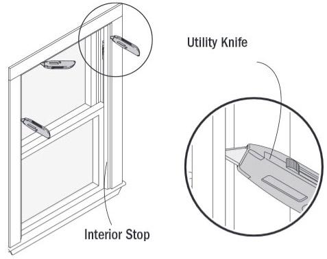 Install Window Step 2 Kelly Fradet