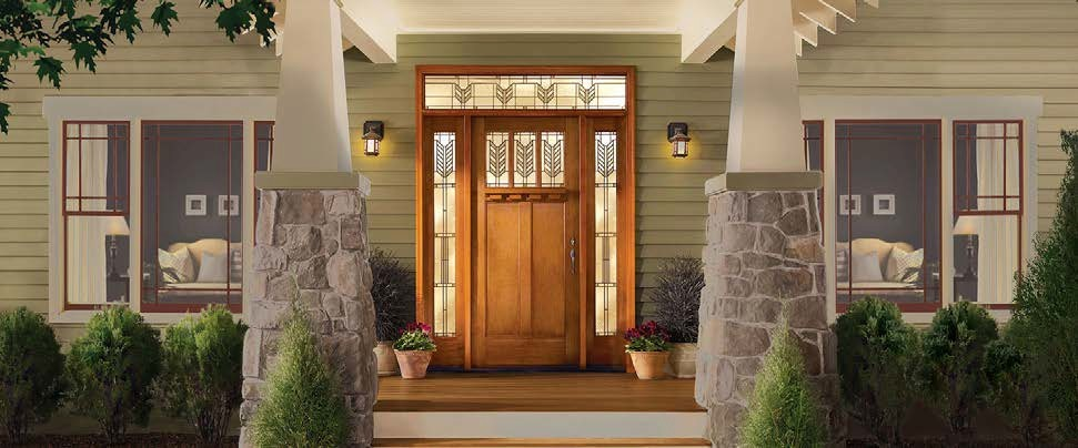 Fiberglass Therma-Tru Entry Doors | Kelly-Fradet | Serving CT and MA