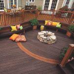 transcend-decking-curved-railing-custom-firepit-railing-vintage-lantern