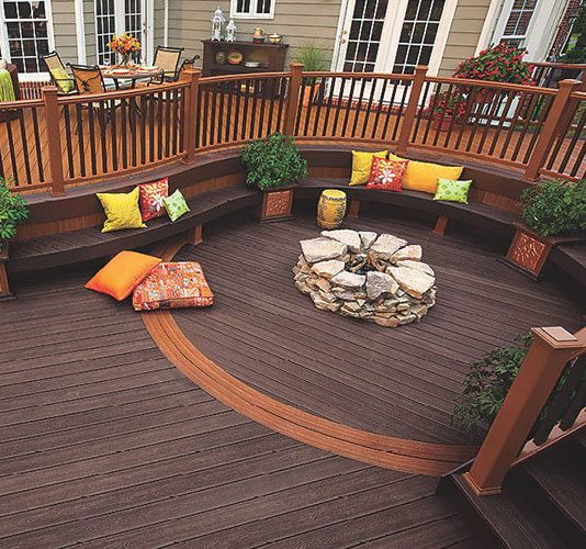 Building a deck things to keep in mind kelly fradet for Things to consider when building a deck