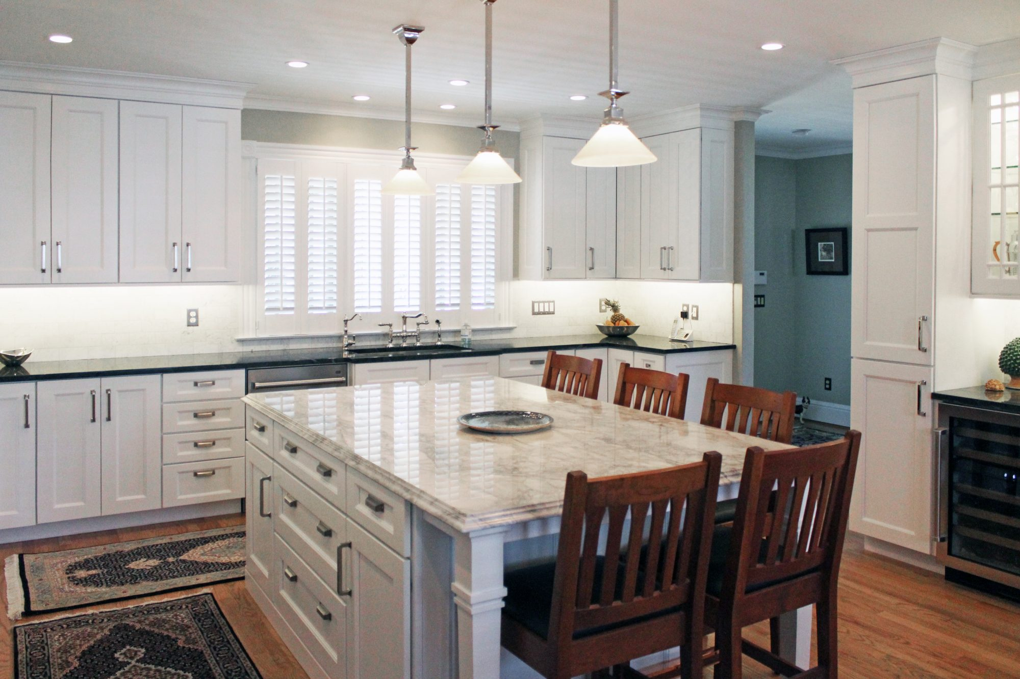 A Kitchen Remodel in Suffield, CT
