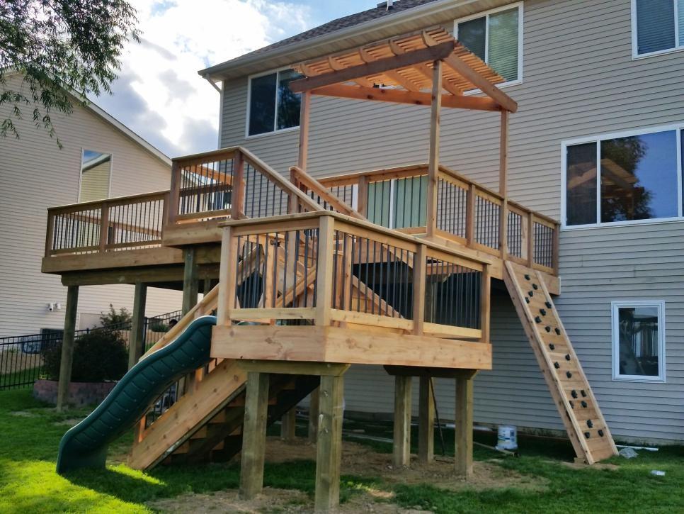 Playground Deck