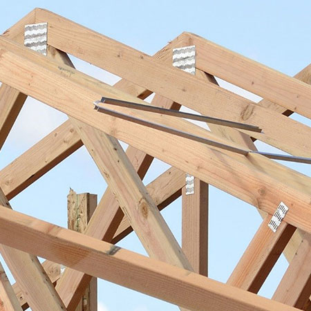 New Home? Build a Strong Roof Framework with Trusses