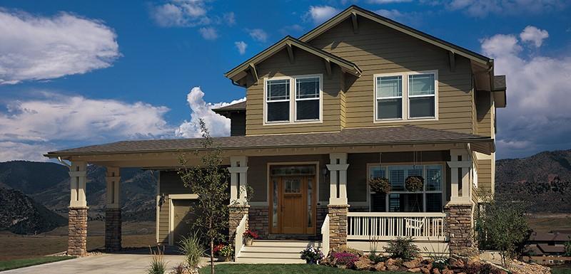 Choosing Craftsman Style Windows