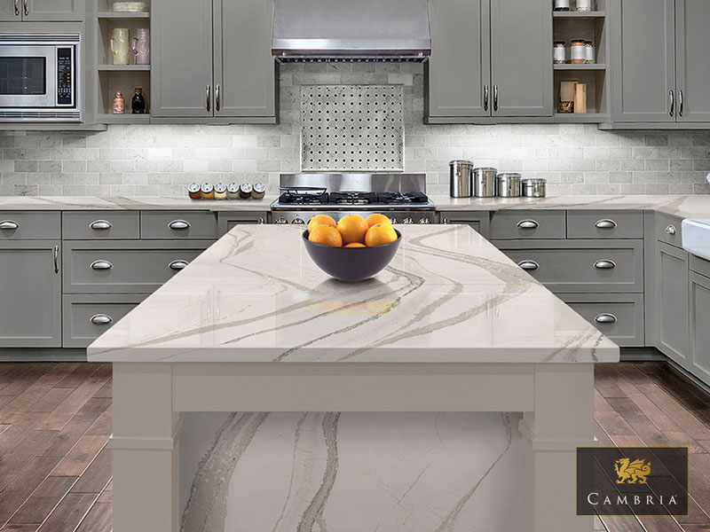 Kitchen Cabinet Layout Ideas - Island Centerpiece