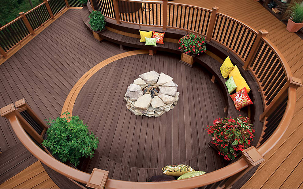 9 Cool Deck Designs That Add Seating Exterior Projects