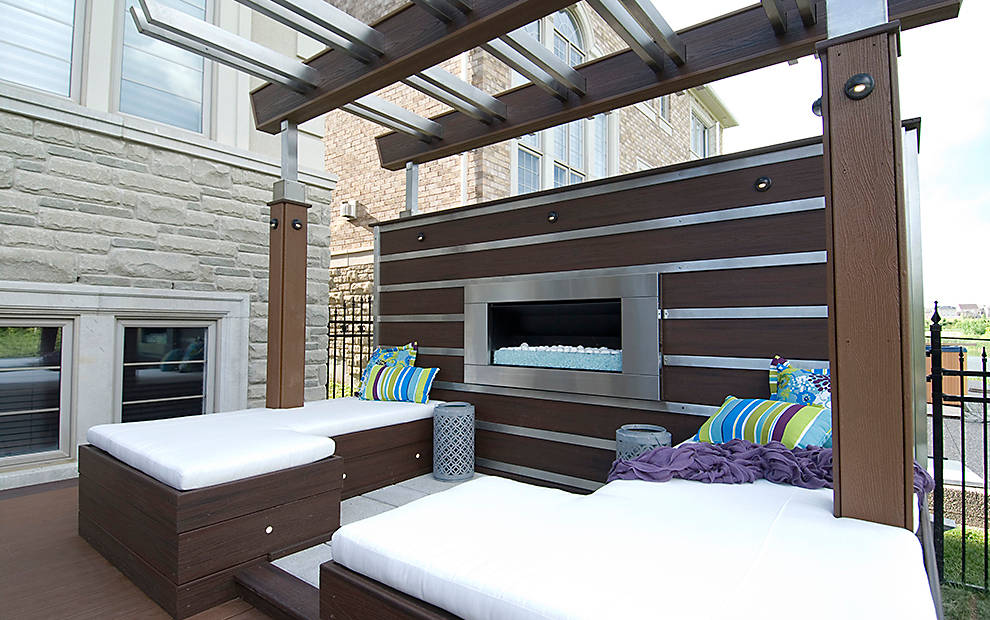 9 cool deck designs modern lounge area