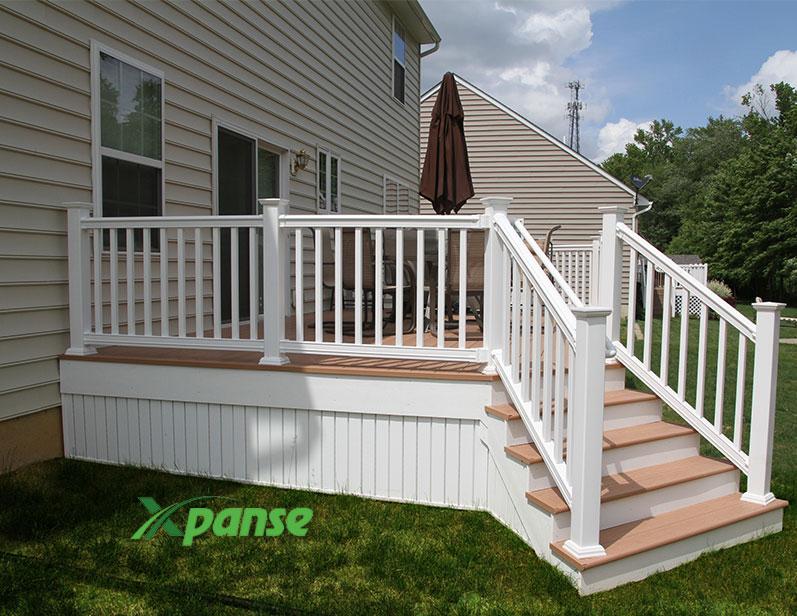 Xpanse Deck Railing