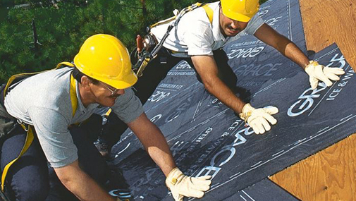 Is it time for you to invest in a new roof for your home? No matter your home style or budget, it's a smart choice to protect your investment with GRACE Roofing Underlayment. Visit your local Kelly-Fradet location to learn more about GRACE Ice & Water Shield