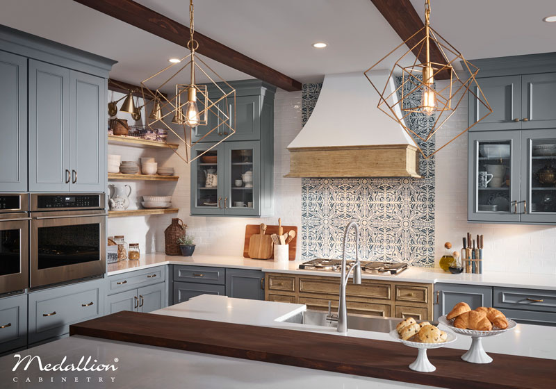 Kitchens In Craftsman Style Homes Should Exude Personality, Warmth And  Style. Achieve A Sense Of Airy Lightness With An Innovative Island Or  Suspended ...