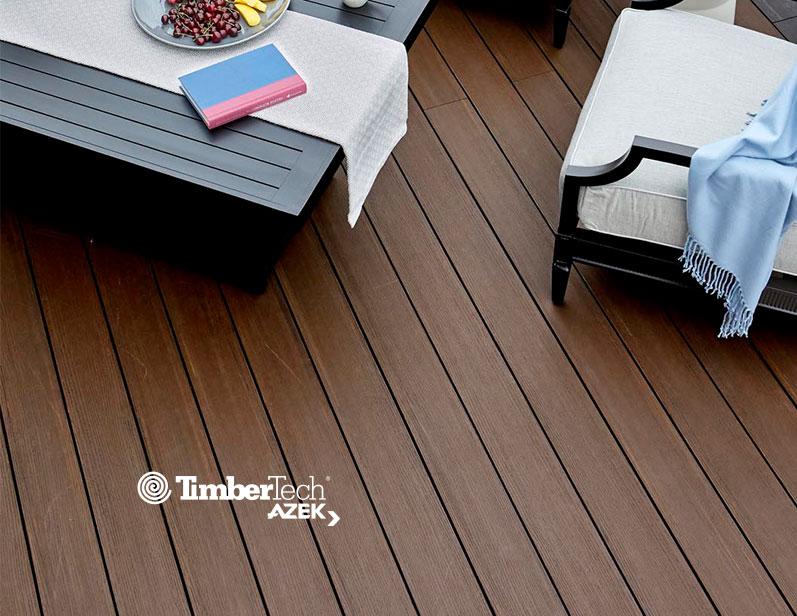TimberTech AZEK Decking