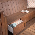 Trex Outdoor Storage Bench