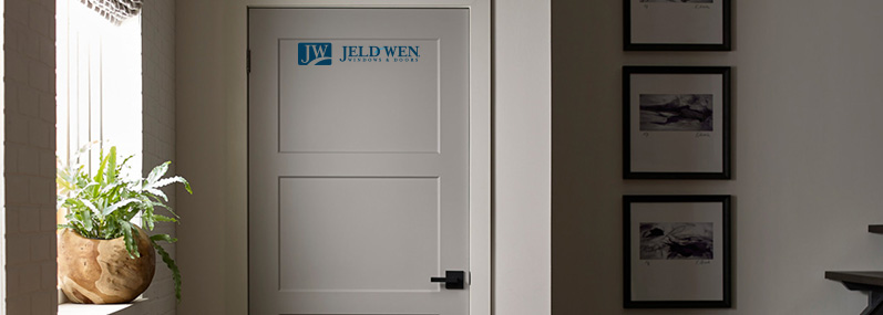 Jeld-Wen Molded Doors at Kelly-Fradet