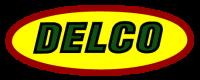 Delco Logo Logo