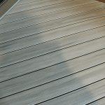 Trex Decking Enhance Foggy Wharf