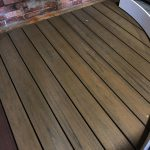 Trex Decking Enhance Toasted Sand