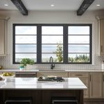 Make a Bold Statement with Modern Black Windows from Andersen - Interior Advantages