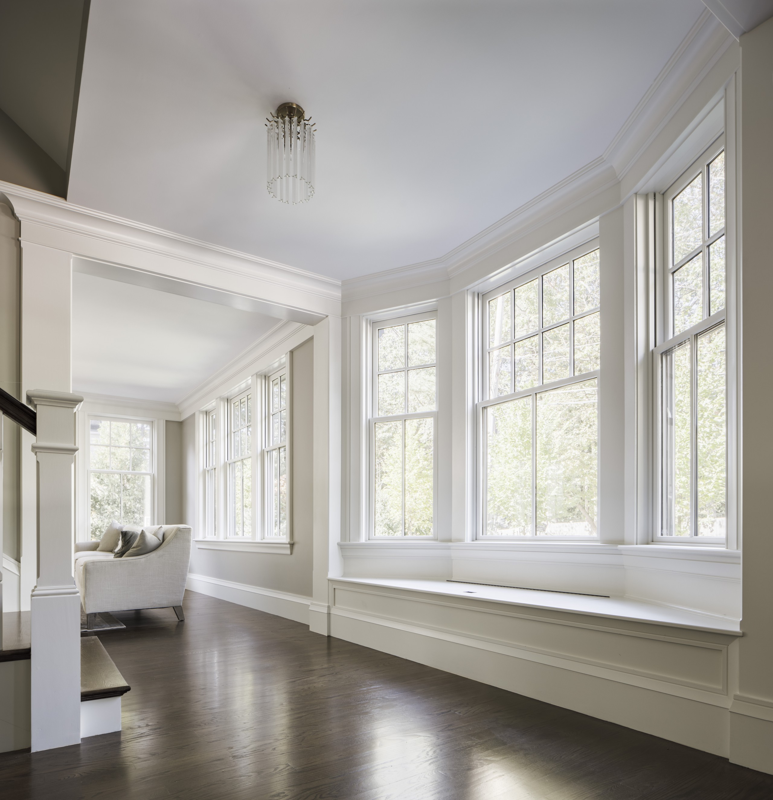 4 Easy Ways to Improve Home Energy Savings from Jeld-Wen - Big Bright Room Interior