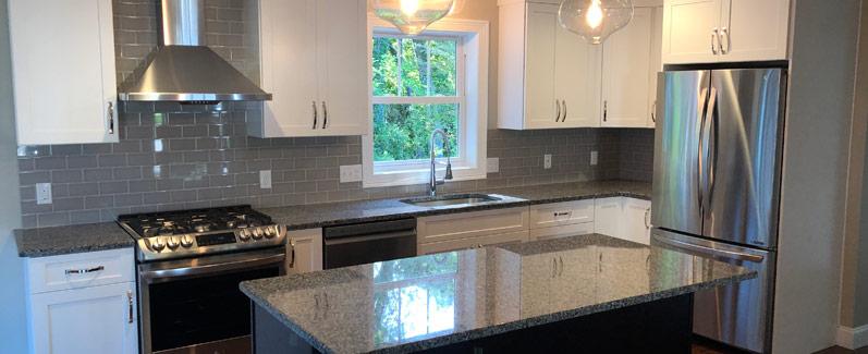 Kitchen Design at Kelly-Fradet