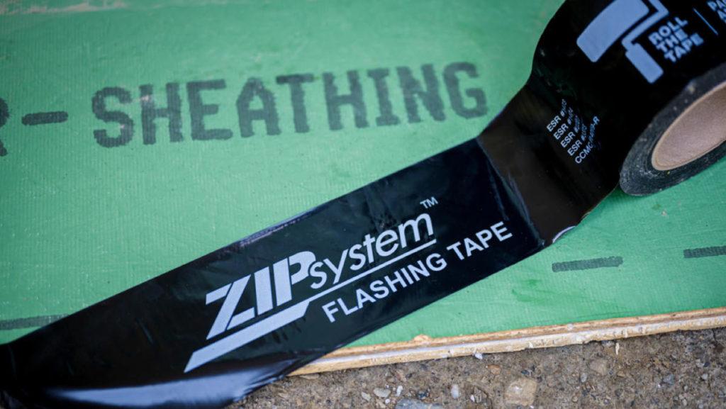 Zip Flashing Tape